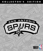 NBA San Antonio Spurs Collector's Edition