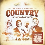 Kings And Queens Of Country | Vinyl