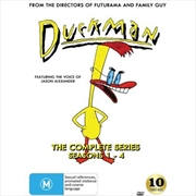 Duckman - Season 1-4 | Series Collection