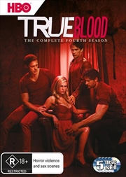 True Blood - Season 4 | DVD