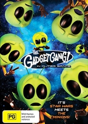 GadgetGang In Outer Space | DVD
