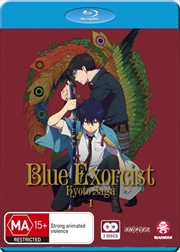 Blue Exorcist - Kyoto Saga - Vol 1 - Eps 1-6 | Blu-ray