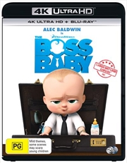 Boss Baby | Blu-ray + UHD, The