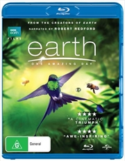 Earth - One Amazing Day | Blu-ray
