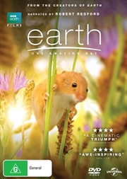 Earth - One Amazing Day | DVD