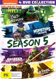 Teenage Mutant Ninja Turtles - Season 5 | Boxset