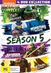 Teenage Mutant Ninja Turtles - Season 5 | Boxset | DVD