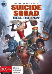 Suicide Squad - Hell To Pay | DVD