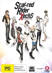Scar-Red Riders Xechs | Series Collection - Subtitled Edition