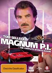 Magnum P.I. - Season 7