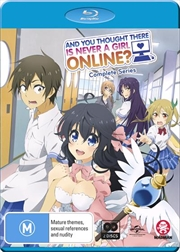 And You Thought There Is Never A Girl Online? Series Collection | Blu-ray