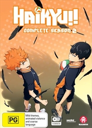 Haikyu!! - Season 2