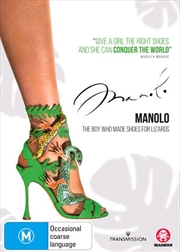 Manolo - The Boy Who Made Shoes For Lizards | DVD