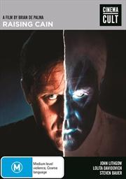 Raising Cain | DVD