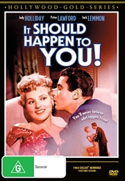 It Should Happen To You | DVD