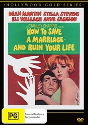 How To Save A Marriage And Ruin Your Life | DVD
