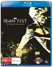 Iron Fist - Season 1 | Blu-ray