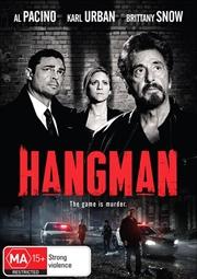 Hangman | DVD