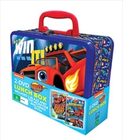 Blaze & The Monster Machines: Blaze Of Glory / The Driving Force (Lunchbox Pack) | DVD