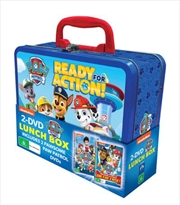 Paw Patrol | Lunchbox Pack | DVD