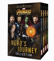 Avengers Infinity War: The Hero's Journey Collection | Hardback Book