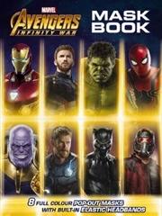 Avengers Infinity War: Mask Book (MTI) | Hardback Book