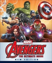 Marvel Avengers: Ultimate Guide Updated Edition | Hardback Book