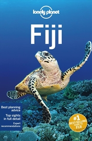 Lonely Planet Fiji | Paperback Book