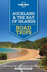 Lonely Planet Auckland & The Bay of Islands Road Trips | Paperback Book