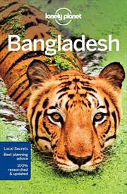 Lonely Planet Bangladesh | Paperback Book
