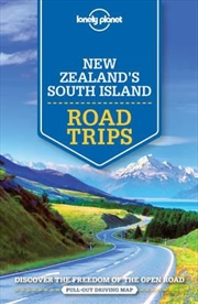 Lonely Planet New Zealand's South Island Road Trips | Paperback Book