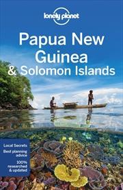 Lonely Planet Papua New Guinea & Solomon Islands | Paperback Book