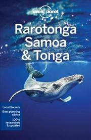 Lonely Planet Rarotonga, Samoa & Tonga | Paperback Book