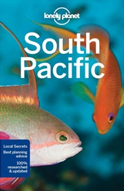 Lonely Planet South Pacific | Paperback Book