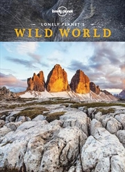 Lonely Planet's Wild World | Hardback Book