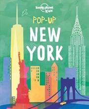 Pop-up New York | Hardback Book