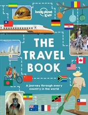 The Travel Book - Mind-Blowing Stuff on Every Country In The World | Hardback Book