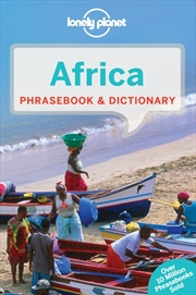 Africa Phrasebook And Dictionary