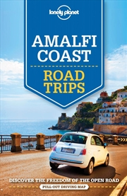 Lonely Planet Amalfi Coast Road Trips | Paperback Book