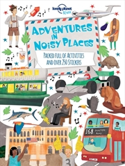 Adventures in Noisy Places | Paperback Book