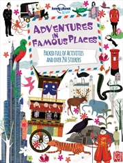 Adventures in Famous Places | Paperback Book