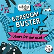 Boredom Buster | Paperback Book