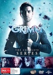 Grimm - Season 1-6 | Boxset | DVD