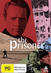 Prisoner - Digitally Remastered Edition | Series Collection, The