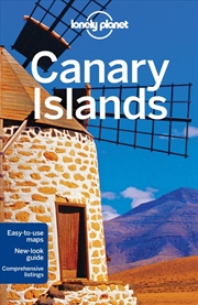 Lonely Planet Canary Islands | Paperback Book