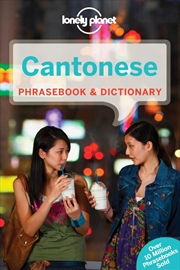 Lonely Planet Cantonese Phrasebook & Dictionary | Paperback Book