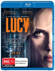 Lucy | Blu-ray
