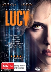 Lucy | DVD