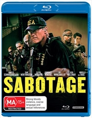 Sabotage | Blu-ray