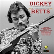 Dickey Betts Band - Live At The Lone Star Roadhouse | Vinyl